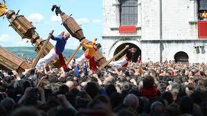 Immagine della Festa dei Ceri a Gubbio