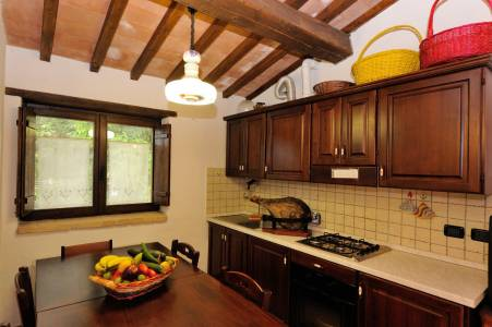 Piano cottura appartamento Margherita