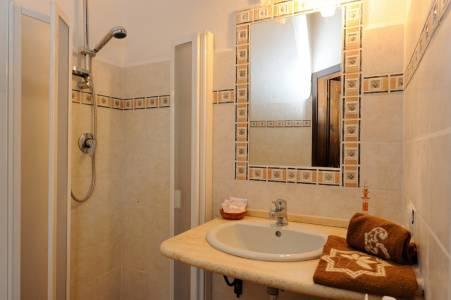 Bagno appartamento  Tulipano