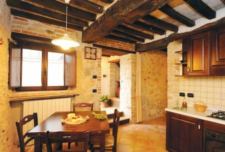 Cucina appartamento Rosa
