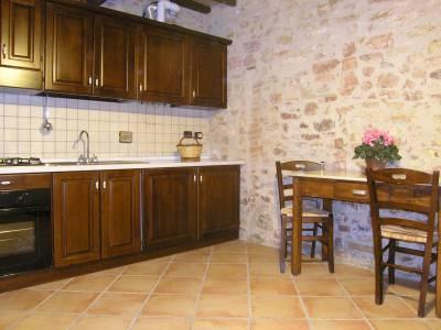 Cucina appartamento Tulipano